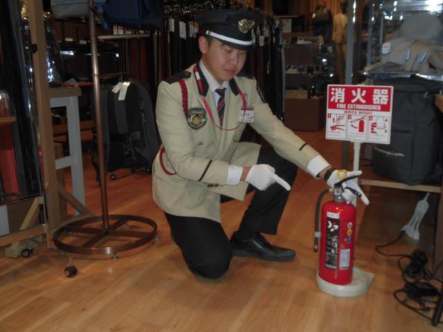 船場センタービル(保安部)の画像・写真